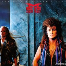 Discos de vinilo: PERFECT TIMING. MCAULEY SCHENKER GROUP. LP VINILO. 1987. HEAVY METAL. Lote 86156892