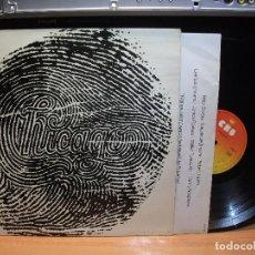 Discos de vinilo: CHICAGO CHICAGO 1980 LP SPAIN 1980 PDELUXE. Lote 86167632