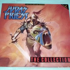 Discos de vinilo: DOBLE LP JUDAS PRIEST - THE COLLECTION. Lote 50205387
