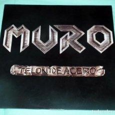 Discos de vinilo: LP MURO - TELON DE ACERO. Lote 86210492