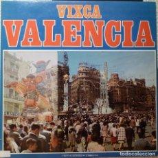 Discos de vinilo: VIXCA VALENCIA - VARIOS INTERPRETES DOBLE LP. Lote 86212548