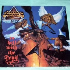 Discos de vinilo: LP STRYPER - TO HELL WITH THE DEVIL. Lote 86214692