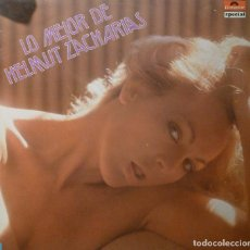 Discos de vinilo: HELMULT ZACHARIAS - LO MEJOR DE.... Lote 86216848