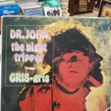 Discos de vinilo: DR. JOHN, THE NIGHT TRIPPER - GRIS GRIS - LP. . Lote 86219800