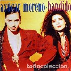Discos de vinilo: AZUCAR MORENO - BANDIDO (LP) 1990. Lote 86234616