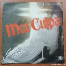 Discos de vinilo: GOOD NEWS - MEA CULPA / FROM HELL TO PARADISE - SINGLE CARNABY - MO 1920 - ESPAÑA 1979. Lote 86235088