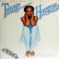 Discos de vinilo: THELMA HOUSTON - ANY WAY YOU LIKE IT (LP) 1976. Lote 86236500