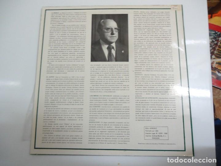 Discos de vinilo: Disco de vinilo los moros y cristianos del maestro ferrero 1984 - Foto 2 - 86238664