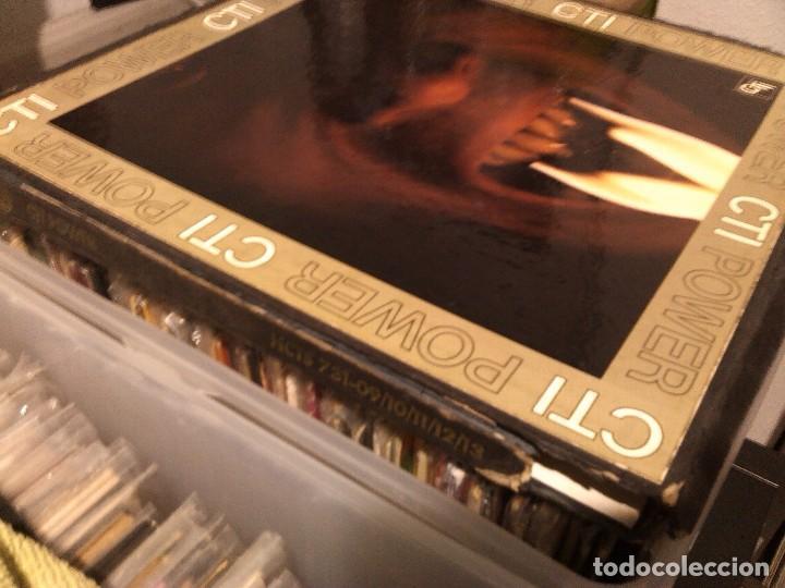 Discos de vinilo: cti power - caja - ver descripcion !! - Foto 2 - 155166958