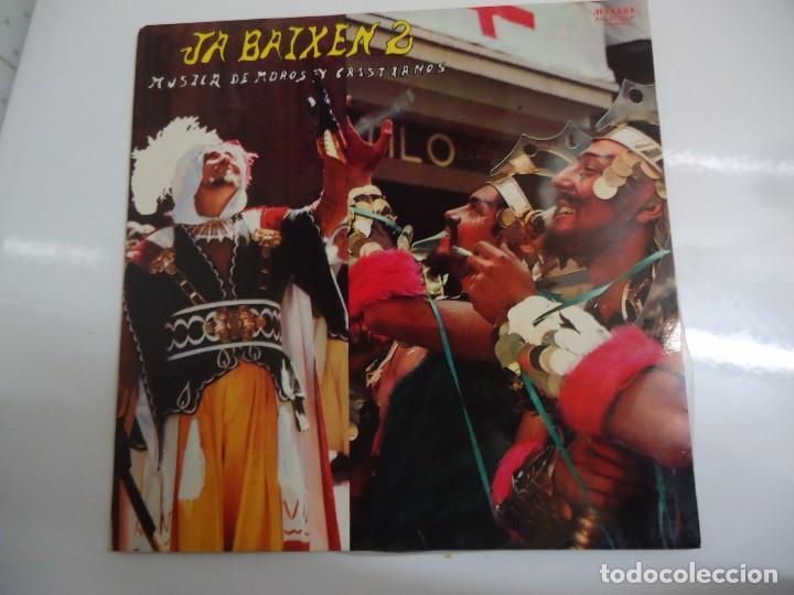 DISCO DE VINILO JA BAIXEN 2 MUSICA DE MOROS Y CRISTIANOS BANDA UNION MUSICAL DE ALCOY 1981 (Música - Discos - LP Vinilo - Orquestas)
