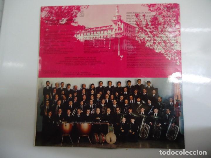 Discos de vinilo: Disco de vinilo Ja baixen 2 musica de moros y cristianos banda union musical de Alcoy 1981 - Foto 2 - 86239080