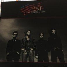 Discos de vinilo: 091-DOCE CANCIONES SIN PIEDAD-1989-ZAFIRO-ENCARTE Y LETRAS-NUEVO. Lote 86240896