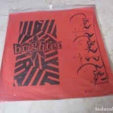 Discos de vinilo: BRIGHTER - NEXT SUMMER FLEXI - STURM UND DRANG 1990. Lote 86246700