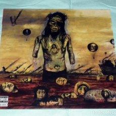 Discos de vinilo: LP SLAYER - CHRIST ILLLUSIONS. Lote 57692637