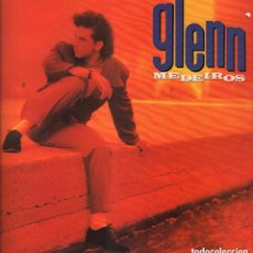 Discos de vinilo: GLENN MEDEIROS - CRACKED UP / NIKI / JUST LIKE RAIN....LP MERCURY DE 1990 RF-2951. Lote 86255884