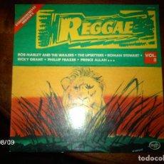 Discos de vinilo: REGGAE VOL. 3 - MARLEY ..... Lote 86260468