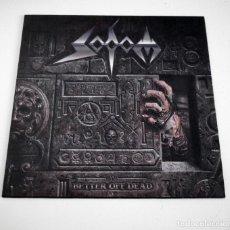 Discos de vinilo: LP SODOM - BETTER OFF DEAD. Lote 48167454