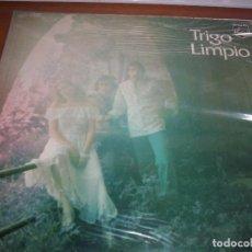Discos de vinilo: LP DE TRIGO LIMPIO. TRIGO LIMPIO. EDICION PHILIPS DE 1977. D. .. Lote 86289560
