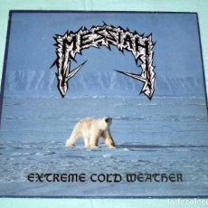 Discos de vinilo: LP MESSIAH - EXTREME COLD WEATHER. Lote 84390140