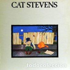 Discos de vinilo: CAT STEVENS - TEASER AND THE FIRECAT (LP) 1971. Lote 86303104