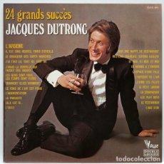 Discos de vinilo: JACQUES DUTRONC – 24 GRANDS SUCCÈS. Lote 86304720