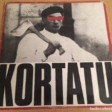 Discos de vinilo: KORTATU - KORTATU - NUEVO SIN ESTRENAR RE EDICIÓN. Lote 237164695