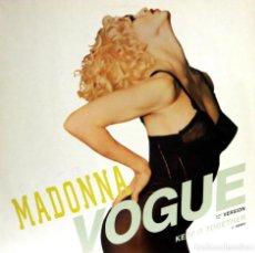 Discos de vinilo: MADONNA / VOGUE (MX) 1990 (SIRE RECORDS). Lote 86307628