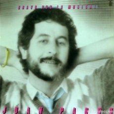 Discos de vinilo: JUAN PARDO / BRAVO POR LA MÚSICA (LP) 1982 (HISPAVOX). Lote 86308156