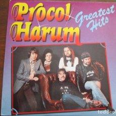 Discos de vinilo: PROCOL HARUM-GREATEST HITS. Lote 86311696
