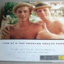 Discos de vinilo: THE STYLE COUNCIL - LIFE AT A TOP PEOPLES HEALTH FARM - 1988 - EP. Lote 86314832