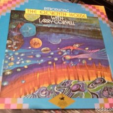 Discos de vinilo: THE ELEVENTH HOUSE WITH LARRY CORYELL - INTRODUCING THE ELEVENTH HOUSE (LP) . Lote 86317580