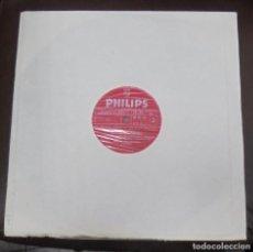 Discos de vinilo: LP. SIN CARATULA. TELEMANN / CAPUZZI. CONCIERTO. LUCIO BUCARELLA. I MUSICI. 1972. Lote 86324068