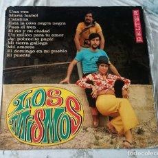 Discos de vinilo: LOS MISMOS 12 TEMAS (BELTER 1969). Lote 86324108