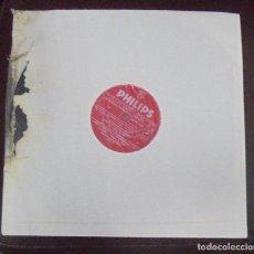 Discos de vinilo: LP. SIN CARATULA. QUANTZ / VIVALDI. CONCIERTO. MARCO COSTANTINI. 1972. Lote 86324460