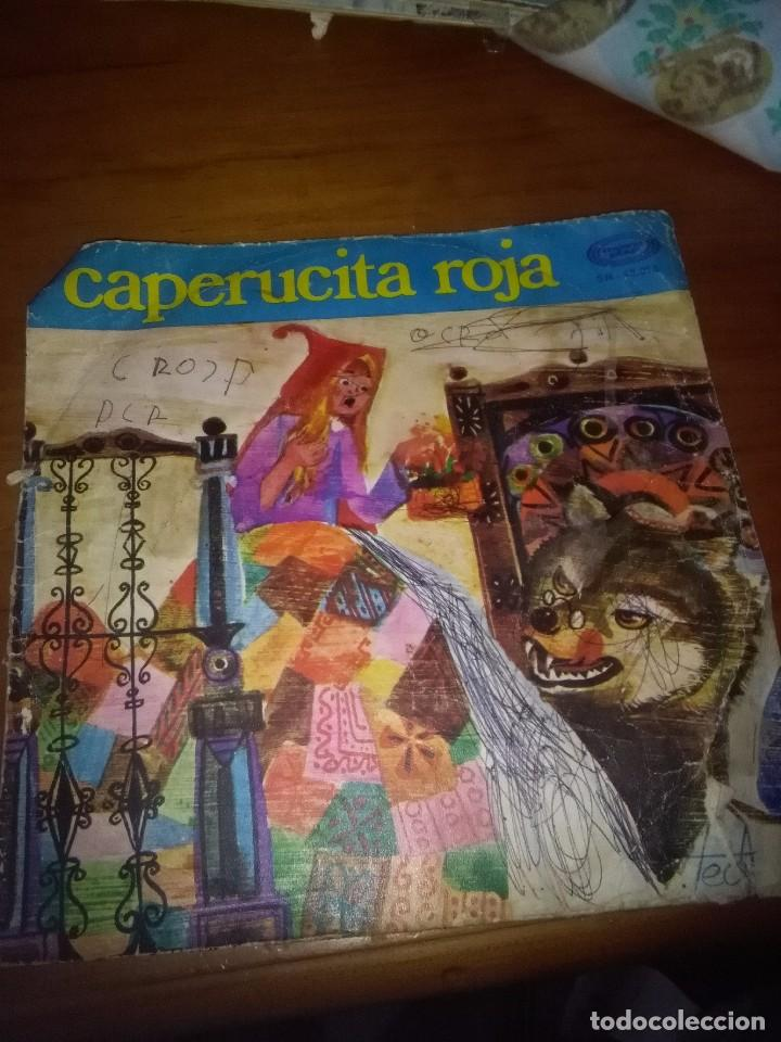 CAPERUCITA ROJA. MB2 (Música - Discos - Singles Vinilo - Otros estilos)