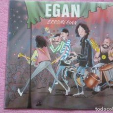 Discos de vinilo: EGAN,EGAN ERROMERIAN DEL 90. Lote 86332528