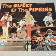 Discos de vinilo: THE SWEET & THE PIPKINS 1974 - GERMANY LP33 MFP. Lote 86333992