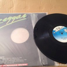 Discos de vinilo: MERCILESS/LITTLE CHRIS-MAXI REGGAE DANCEHALL VP RECORDS. Lote 86337144