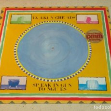 Discos de vinilo: TALKING HEADS ( SPEAKING IN TONGUES ) 1983-GERMANY LP33 SIRE RECORDS. Lote 145983964