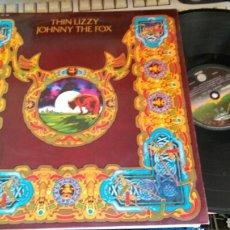 Discos de vinilo: THIN LIZZY LP JOHNNY THE FOX.ESPAÑA 1977. Lote 86357651