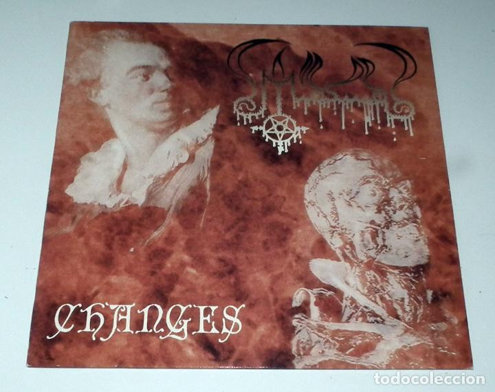 LP MIASMA - CHANGES 1992 (Música - Discos - LP Vinilo - Heavy - Metal)