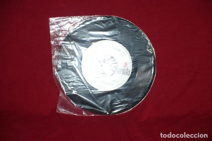 ADRIANO CELENTANO / DISC JOCKEY / PRISENCOLINENSINAINCIUSOL / ARIOLA 12471-A / 1972. SIN CARPETA (Música - Discos - Singles Vinilo - Canción Francesa e Italiana)