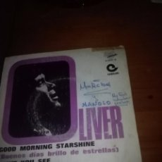 Discos de vinilo: OLIVER. GOOD MORNING STARSHINE. CAN´T YOU SEE. MB2. Lote 86384768