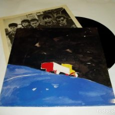 Discos de vinilo: RADIO FUTURA – LA CANCIÓN DE JUAN PERRO LP 1987 + ENCARTE. Lote 86386828