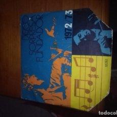 Discos de vinilo: DISCO SORPRESAFUNDADOR. MIGUEL RAMOS Y SU ORGANO. MB1. Lote 86388696