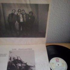 Discos de vinilo: MUSICA LP: LOS ELEGANTES - PERDER O GANAR ¡MUY DIFICIL! (ABLN). Lote 86392428