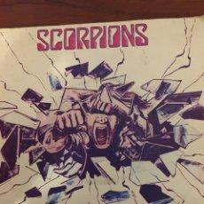 Discos de vinilo: SCORPIONS-NADIE COMO TU-1982. Lote 86394072