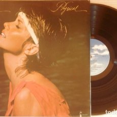 Discos de vinilo: LP OLIVIA NEWTON-JOHN - PHYSICAL 1981 EDICION USA VINILO COMO NUEVO. Lote 86400800