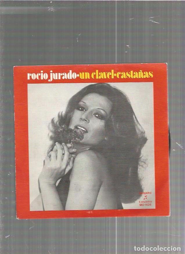 ROCIO JURADO (Música - Discos - Singles Vinilo - Flamenco, Canción española y Cuplé)