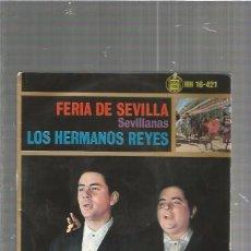 Discos de vinilo: HERMANOS REYES. Lote 86417800